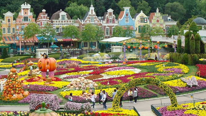 SEOUL – GANGWON – EVERLAND