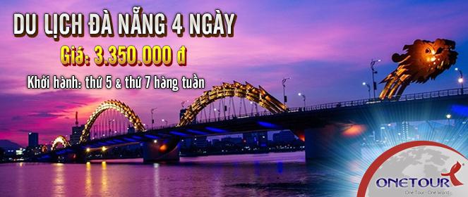 Đà Nẵng - Bán Đảo Sơn Trà - Ngũ Hành Sơn - Hội An - Bà Nà