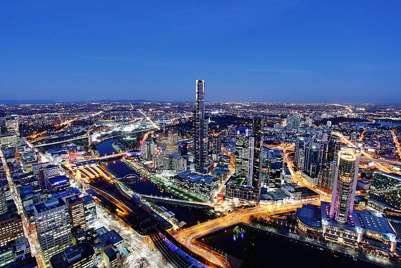 Thăm quan Southbank – đô thị mới của Melbourne