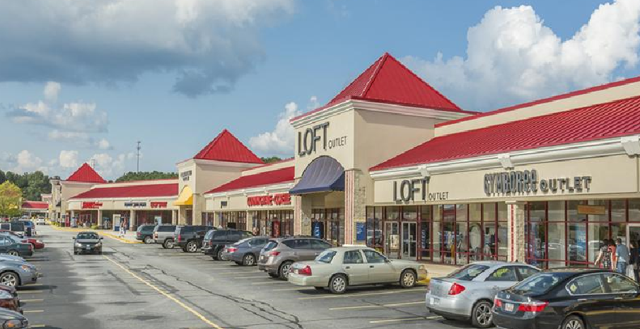 Tanger Outlet Factory