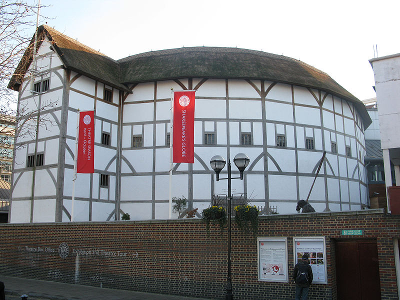 Bảo tàng Quả cầu của Shakespeare (Shakespeare's Globe)