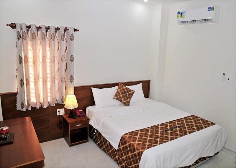 Minh Khuê - một trong những khách sạn giá rẻ khi đi du lịch Quy Nhơn tự túc