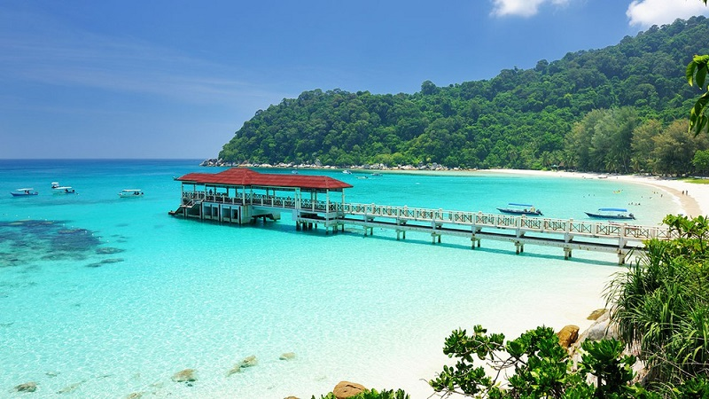Đảo Perhentian Island - The Maldives of Malaysia