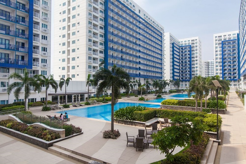 Homebound at Sea Residences Serviced Apartments 3,5 sao