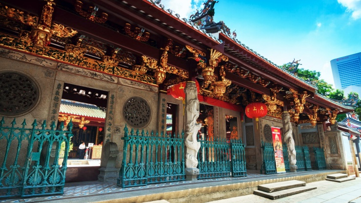 Thien Hock Keng Temple: